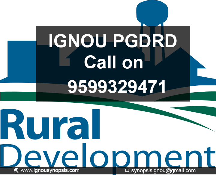 Ignou Pgdrd Project Topics @9599329471 MARD Hindi Download - Ignou