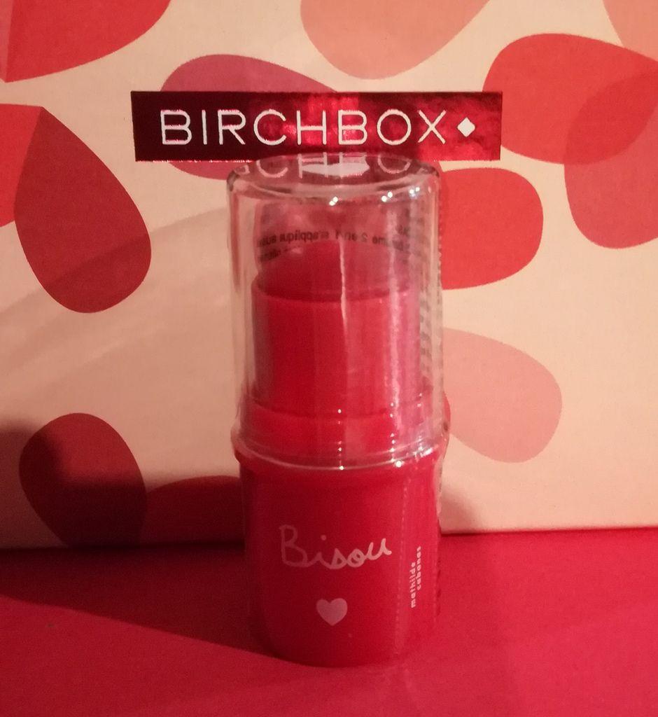 Ma birchbox de février