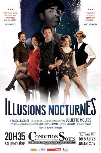 Illusions Nocturnes   de Pascal Lacoste