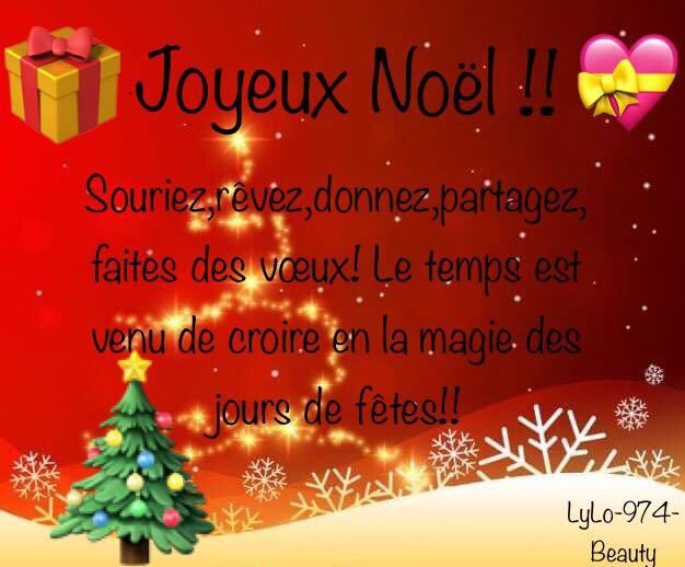 Citation Joyeux Noel 2018