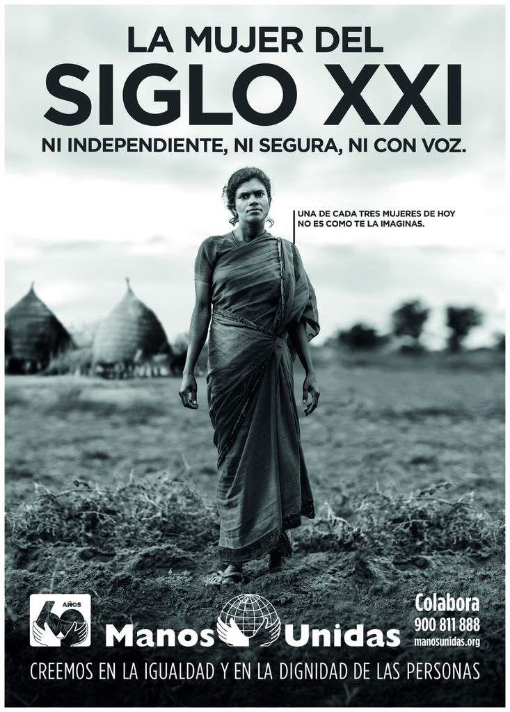 La mujer del siglo XXI: ni independiente, ni segura, ni con voz