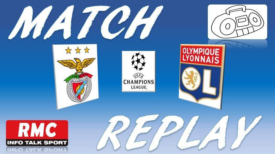 La Chaine - Match replay de Benfica vs Lyon