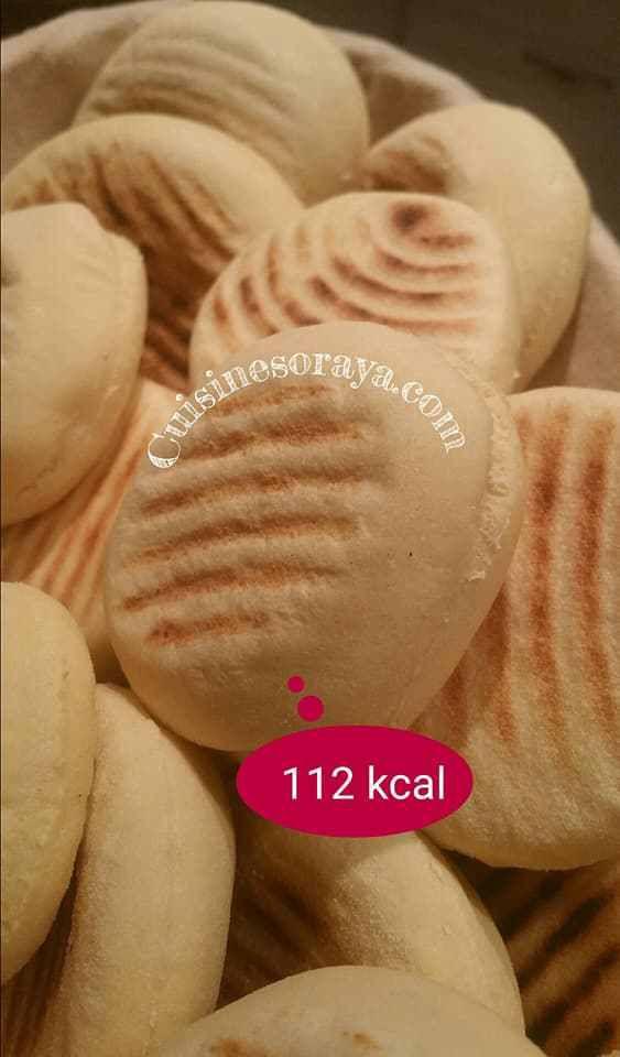 112 Kcal pour 40g (un mini batbout )