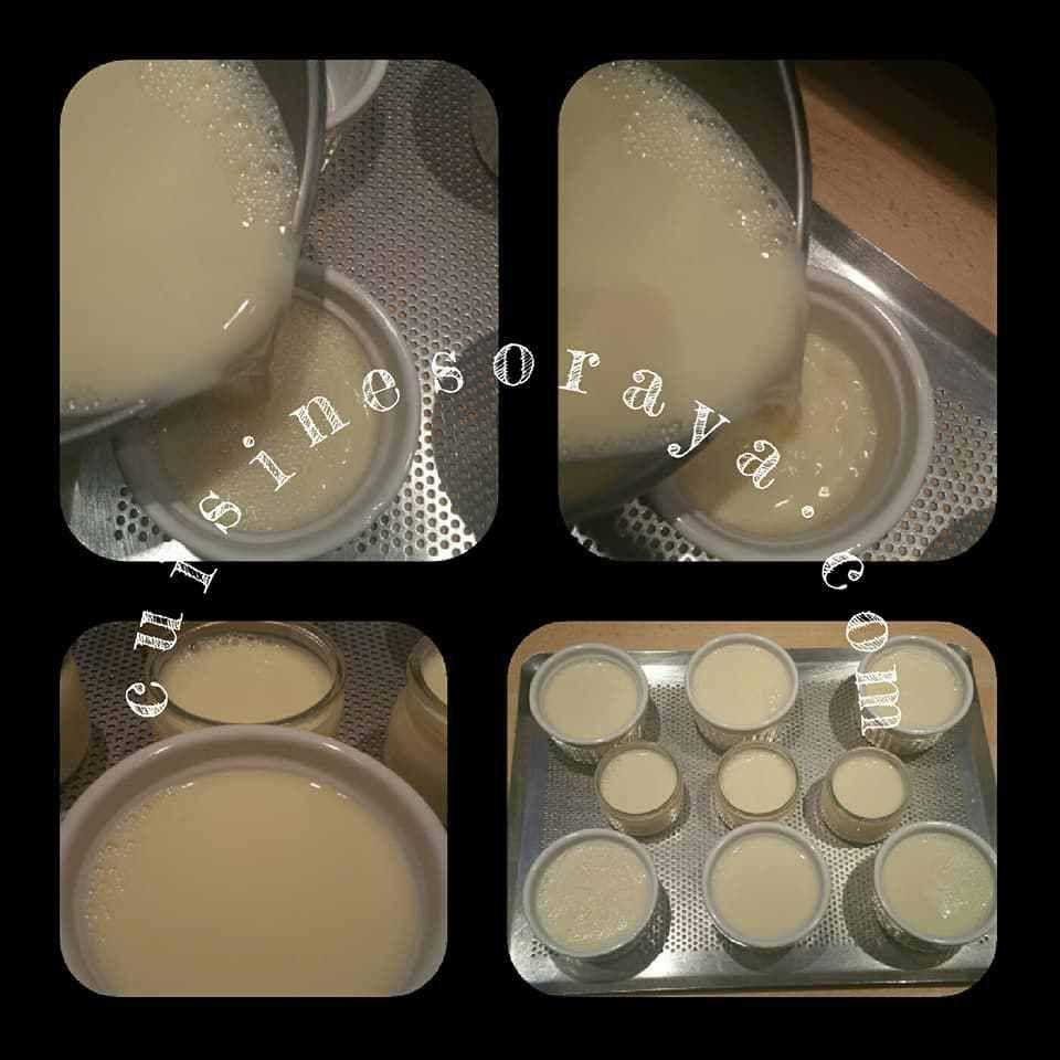 Oeuf au lait
