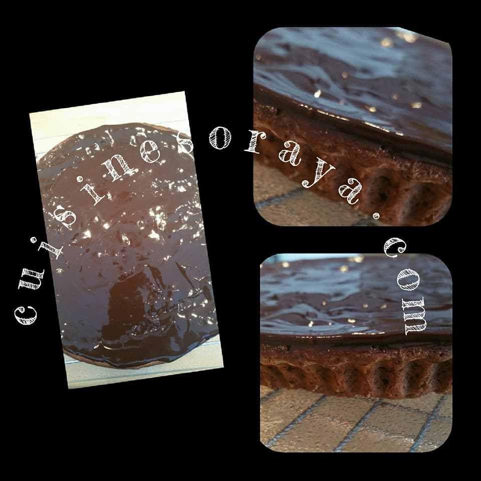 Gâteau au chocolat et au mascarpone