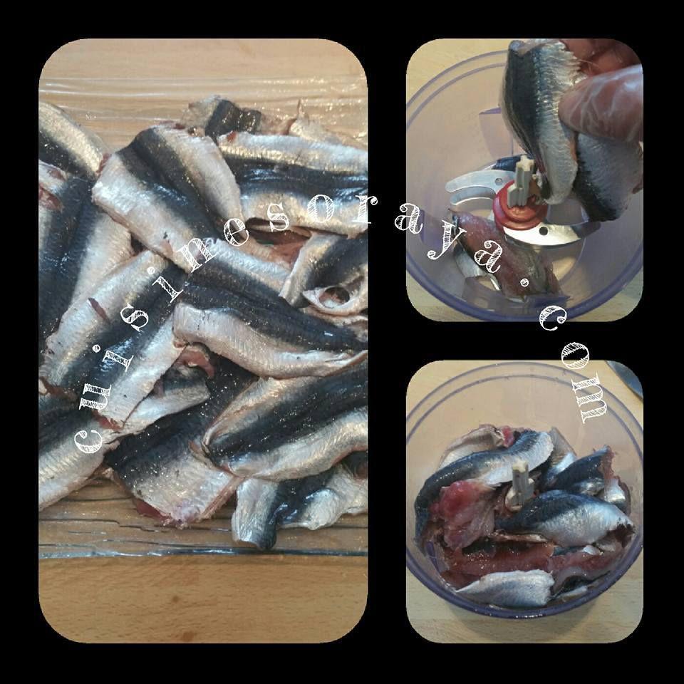 Kefta de sardines