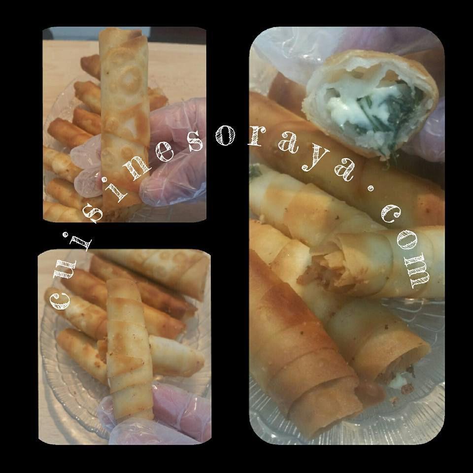 Börek cigare au fromage