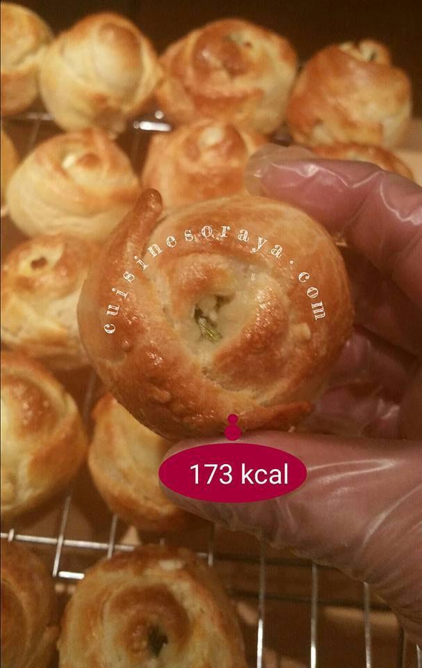 Petit pain au fromage - Pogça