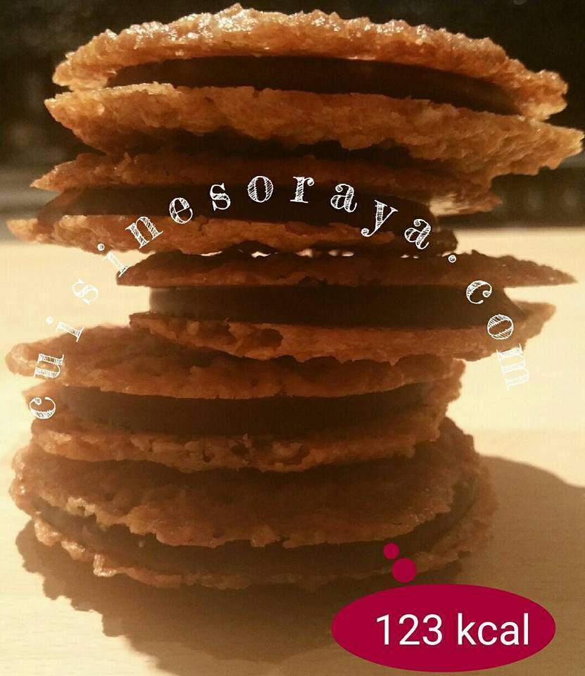 Havreflarn - Biscuits suédois