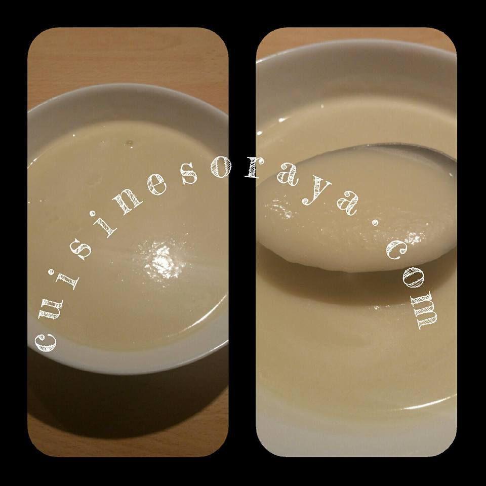 Soupe - La Crème Dubarry