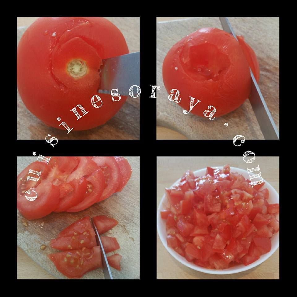 Sardines fraîches à la tomate