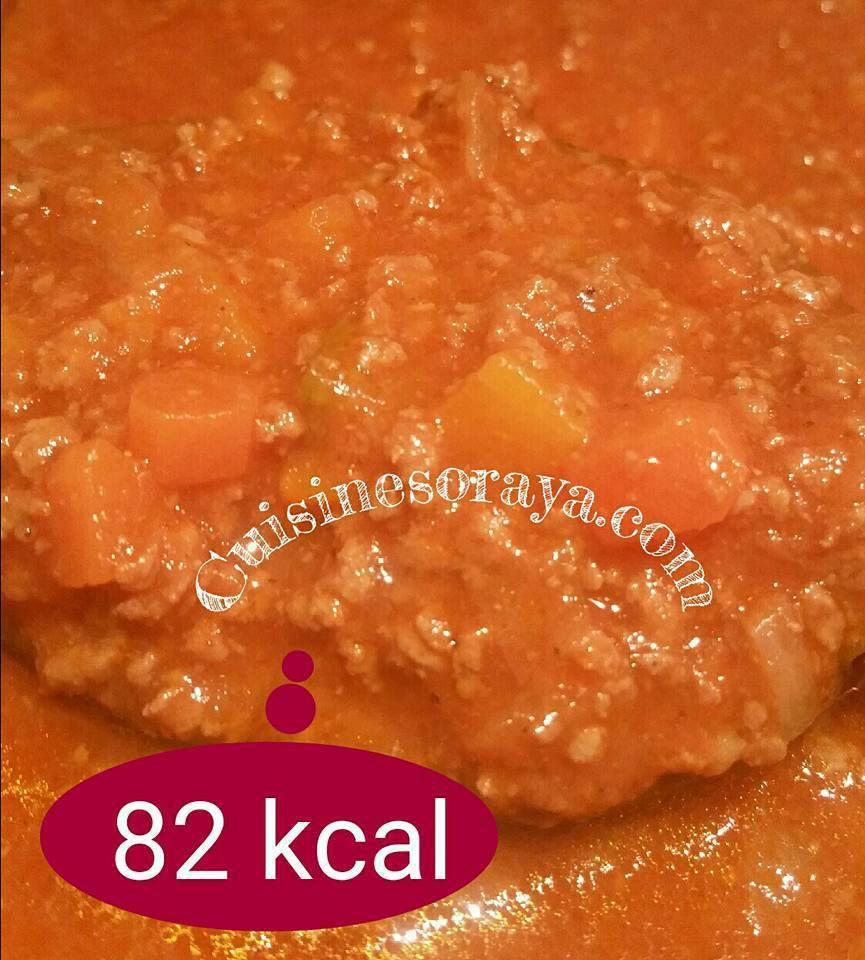 82 Kcal pour 100g