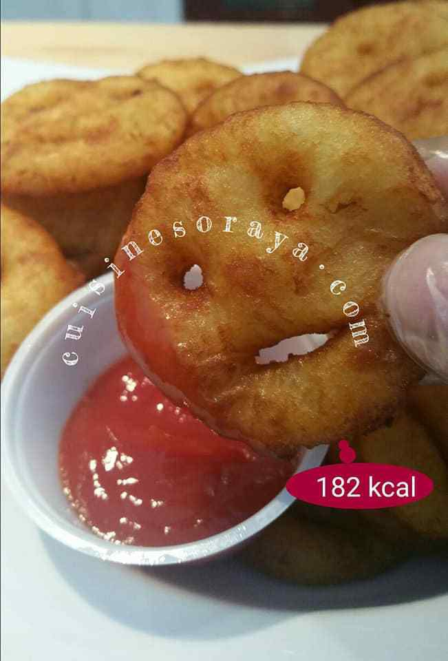 Pommes de terre Smiley