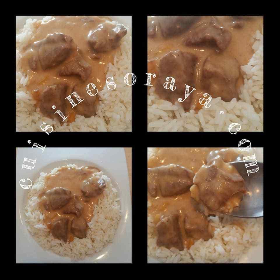 Boeuf au curry