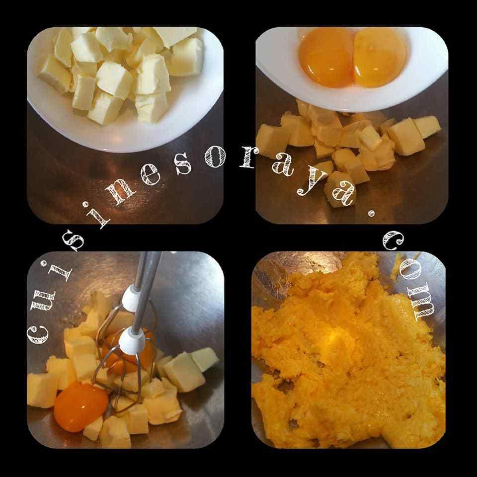 Biscuit Italien au citron