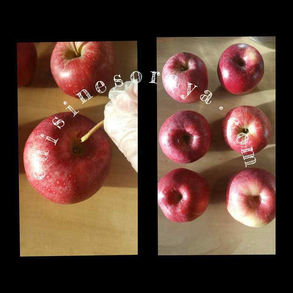 ♥ Pomme d'amour  ♥