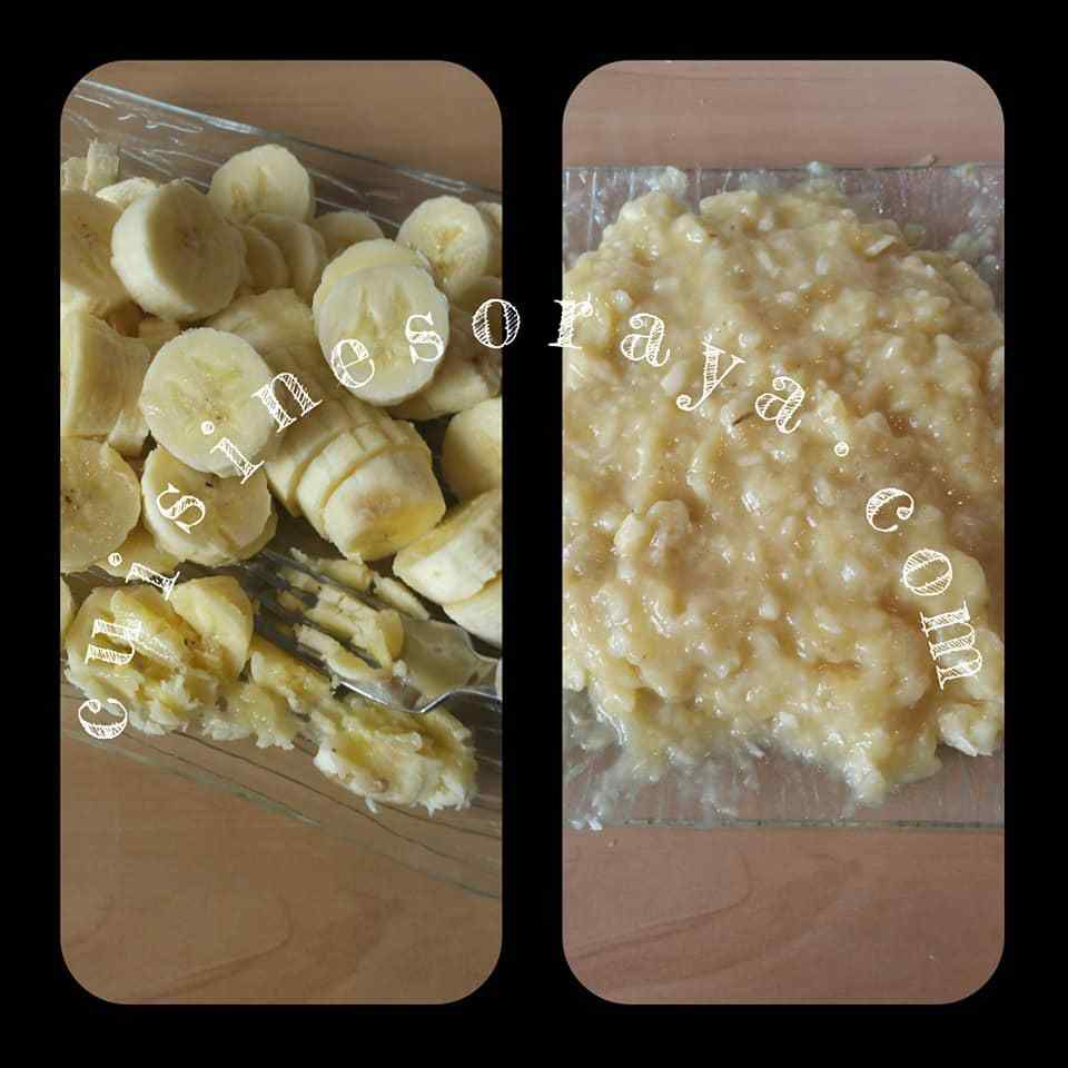 Banane Break / Cake à la banane