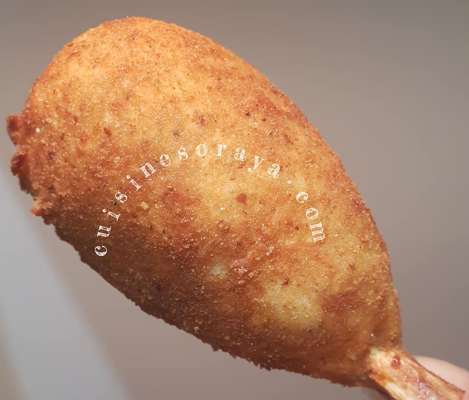 Poulet croustillant aux pommes de terre