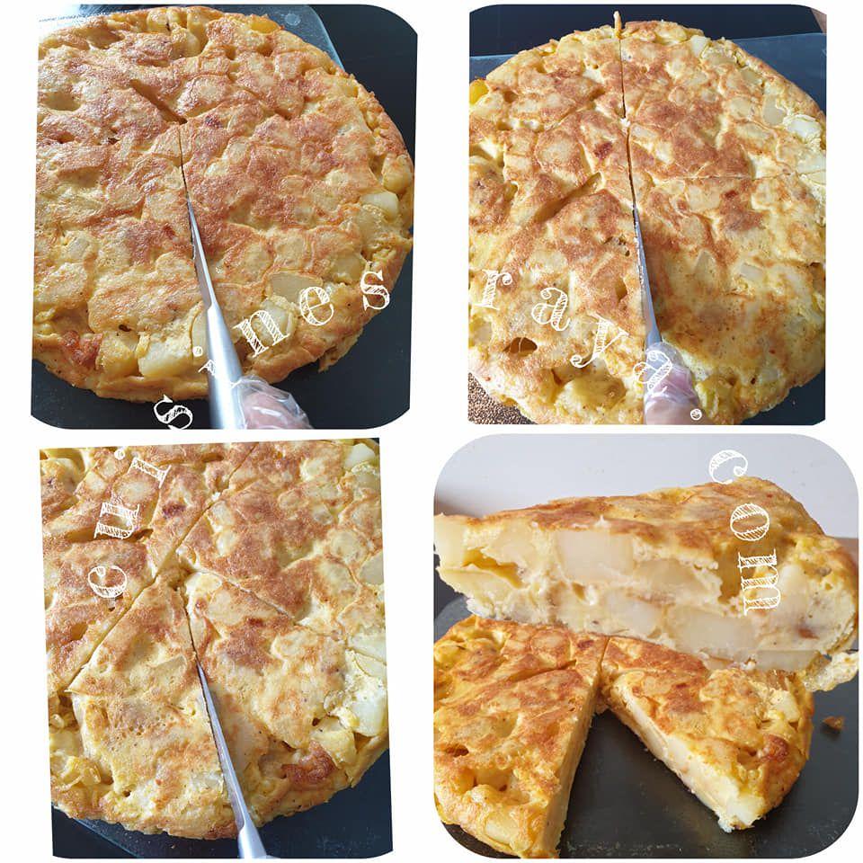 Tortilla de pomme de terre