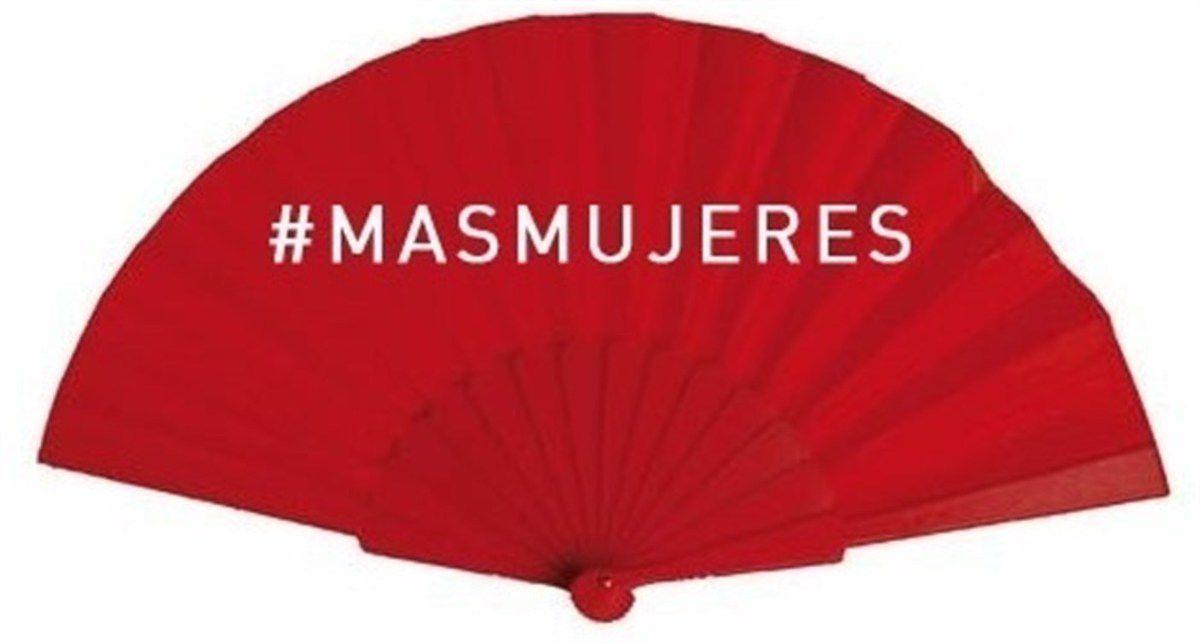 MÁS MUJERES Y EL GOYA QUE SE HIZO FEMENINO