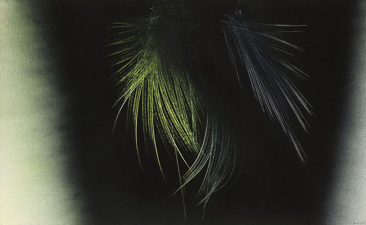 DITS SUR OEUVRES HANS HARTUNG