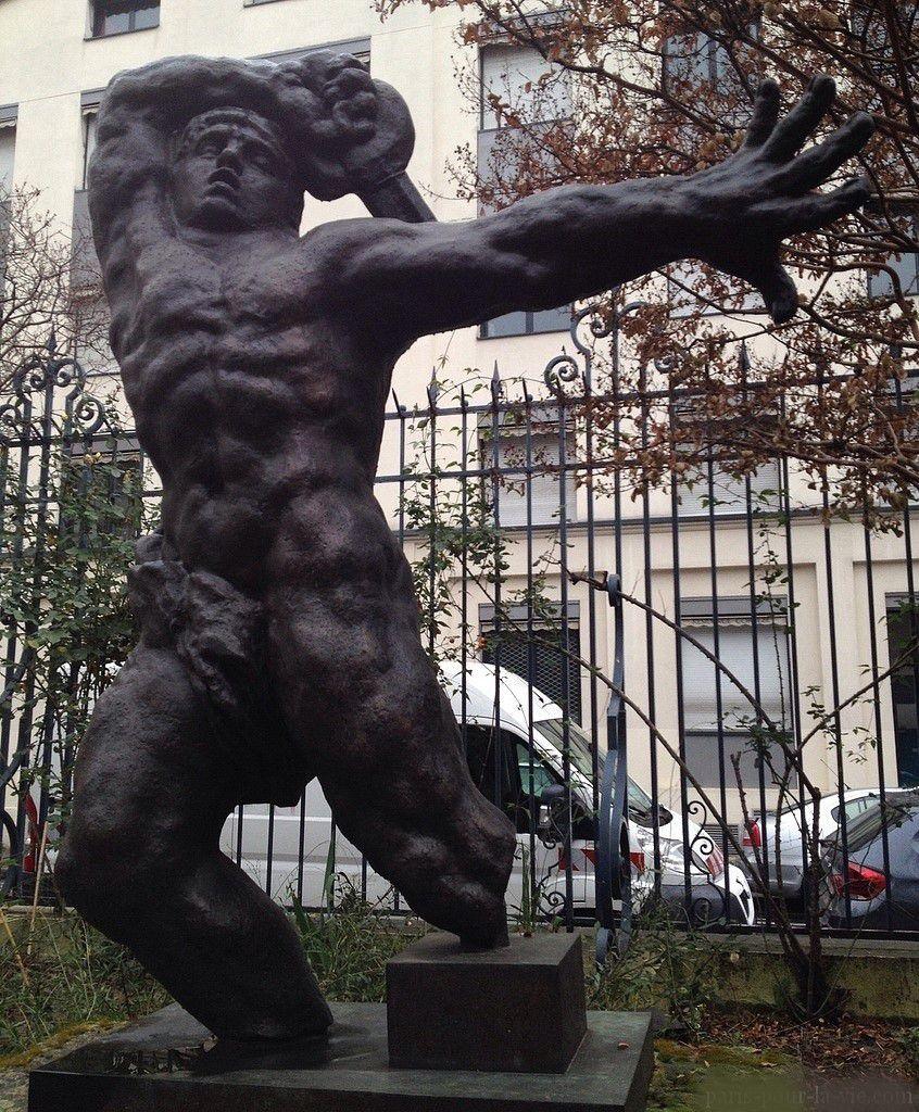 Le musée Bourdelle à Paris- ONLAVU