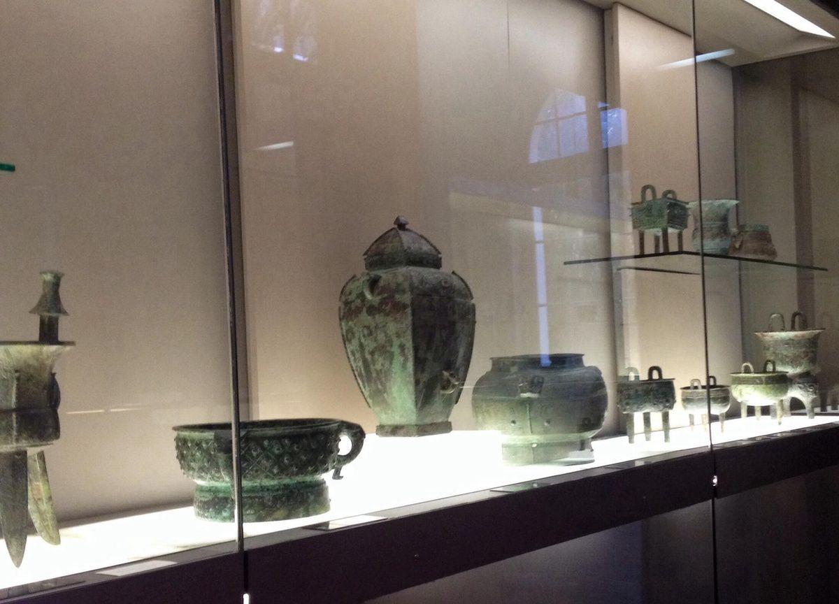 Le musée Cernushi à Paris -  ONLAVU