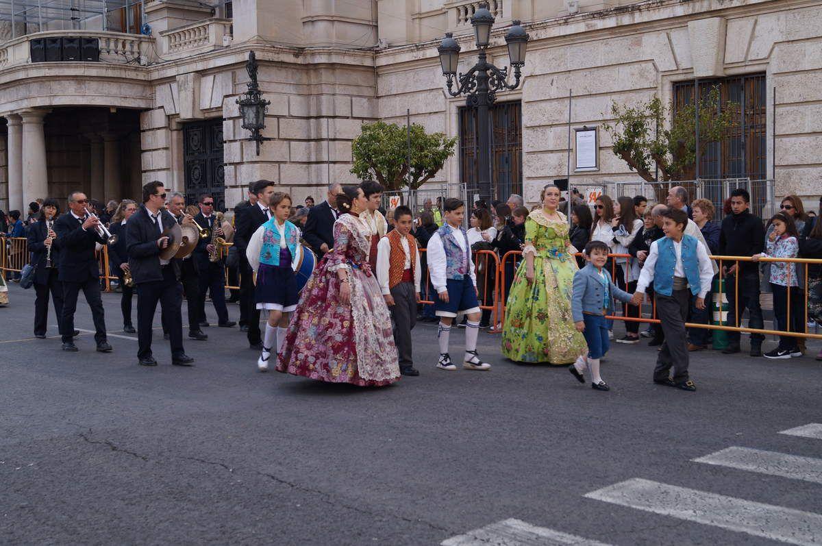 Les fallas 2016 à Valence en Espagne -ONLAVU