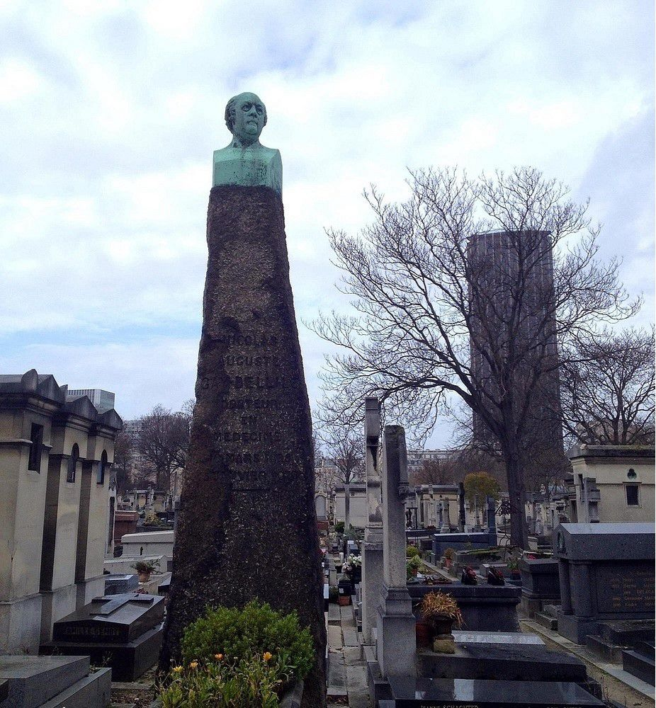 Cimetière Montparnasse - ONLAVU