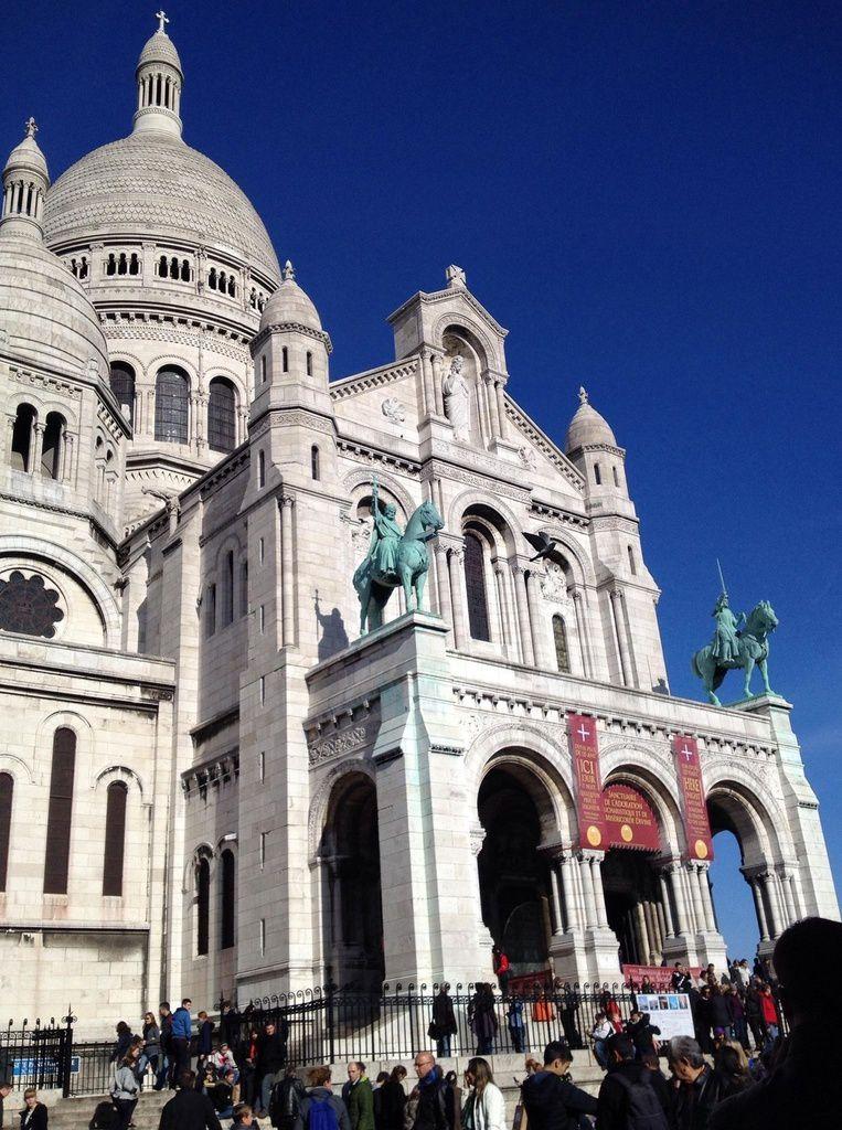 La Basilique du Sacré-Coeur à Paris -  ONLAVU