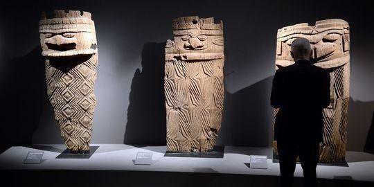 Kanak - L'art est une parole - Musée du Quai Branly -  ONLAVU