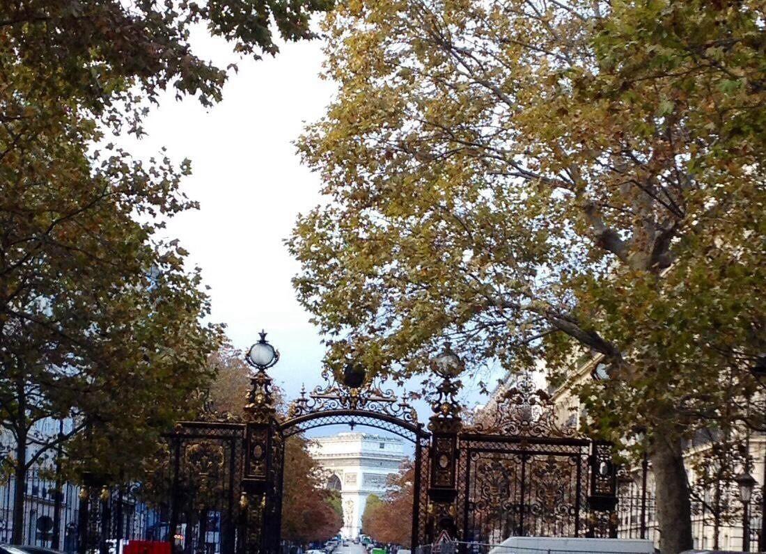 Le parc Monceau à Paris - ONLAVU