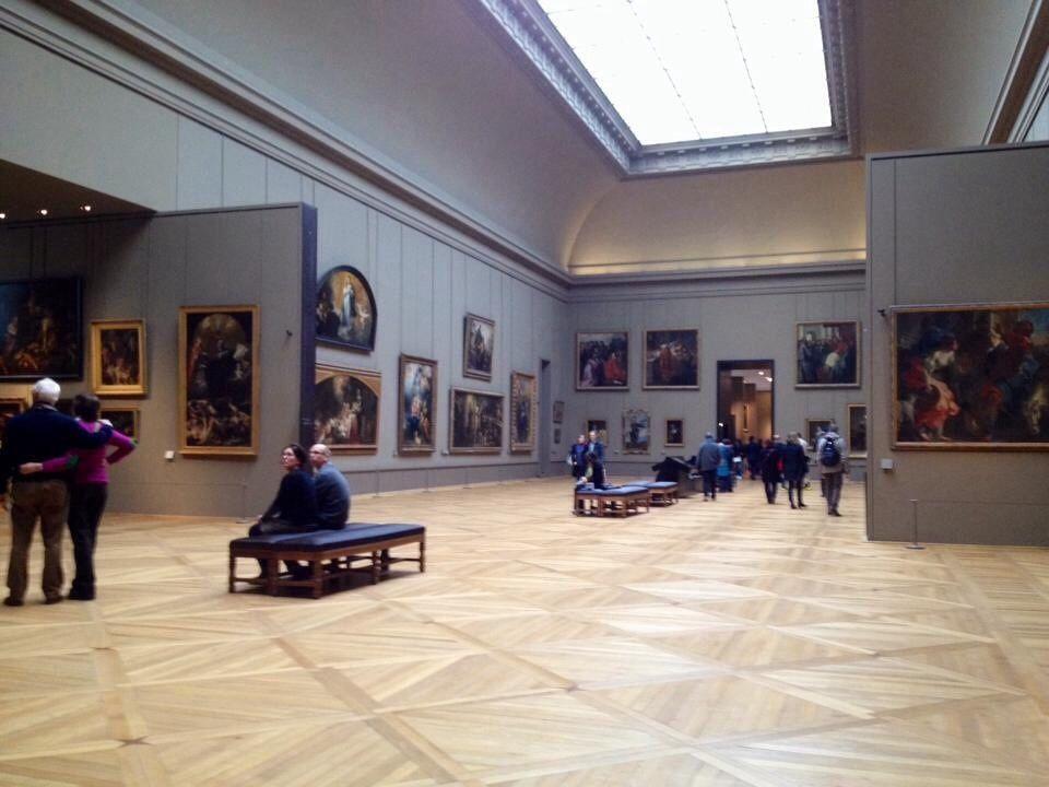 ONLAVU - Le Louvre