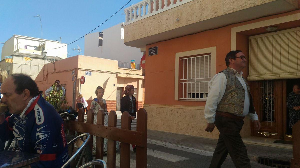 ONLAVU -Fallas 2017 à Valence en Espagne