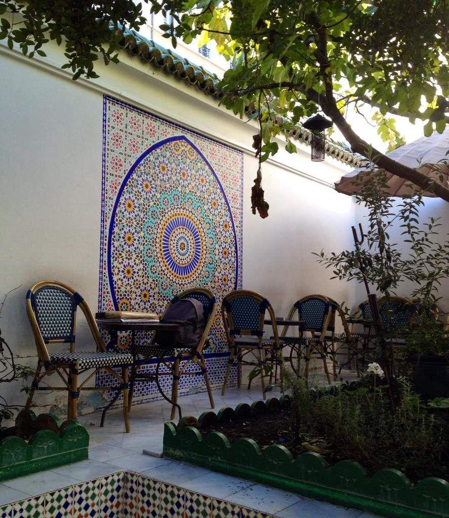 Restaurant la Mosquée - ONLAVU