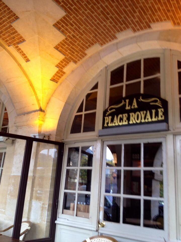 La place des Vosges à Paris - ONLAVU