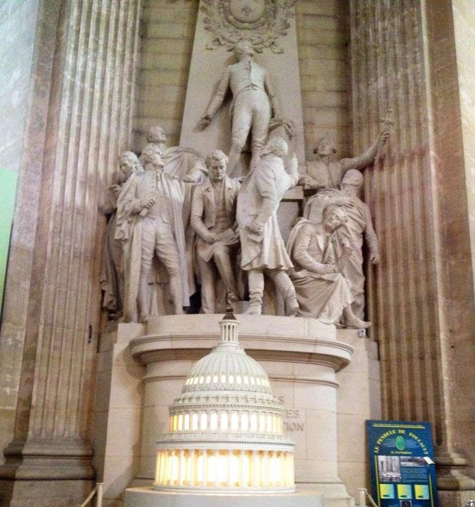 Le Panthéon à Paris- onlavu