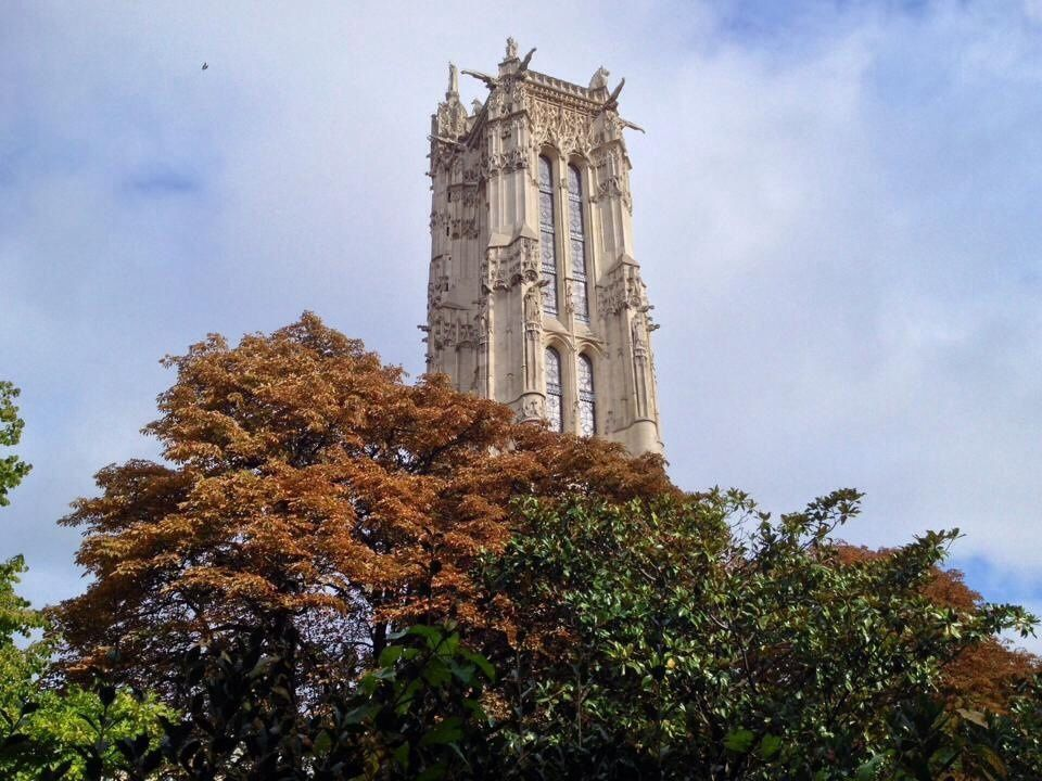 La tour Saint-Jacques à Paris - ONLAVU