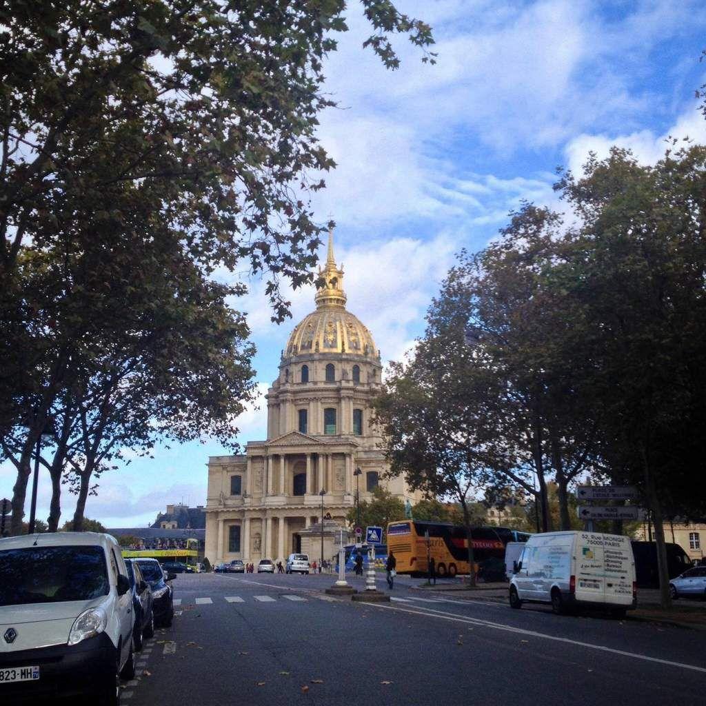 L'Hôtel des Invalides à Paris - ONLAVU