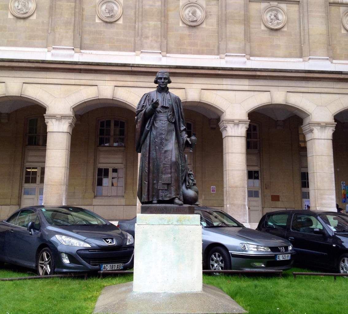 La faculté de pharmacie de Paris- ONLAVU