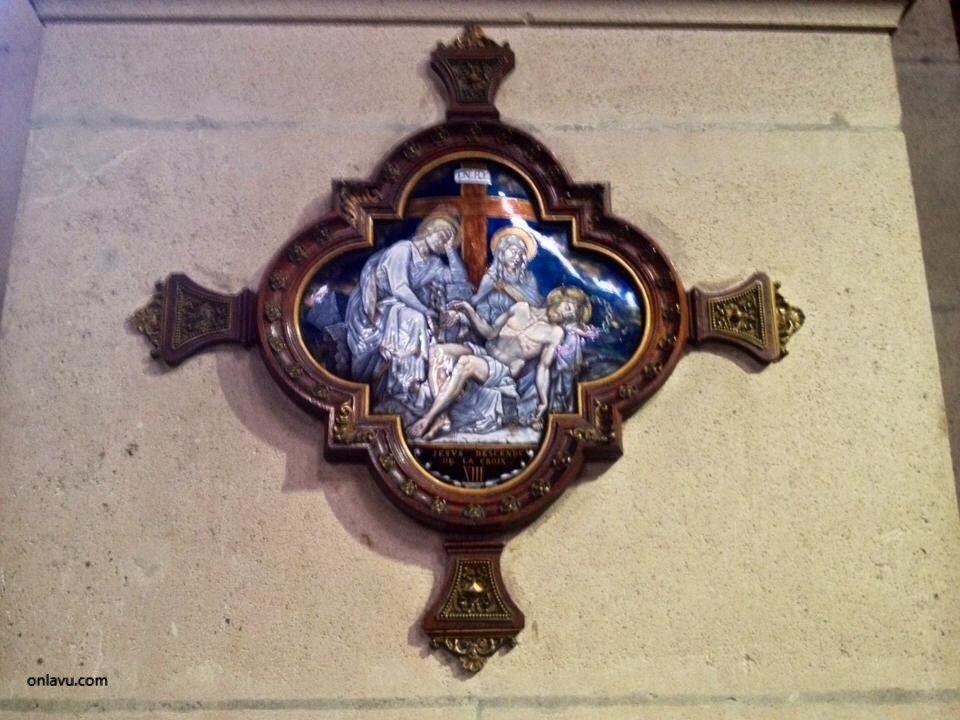 Eglise Saint-François-Xavier à Paris