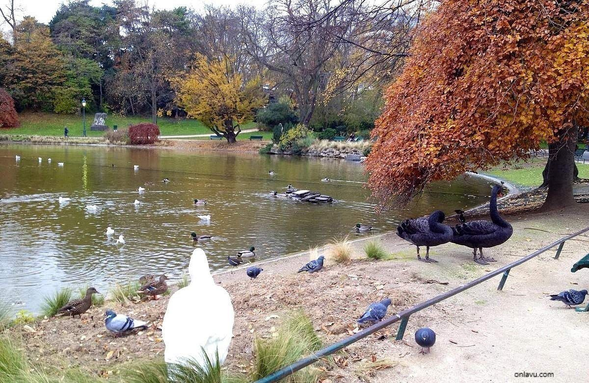 Parc Montsouris Paris 14
