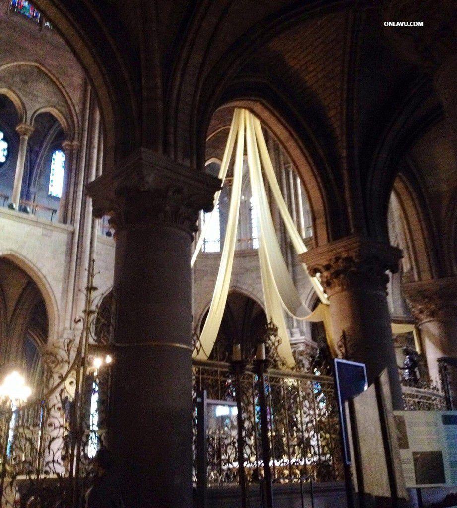 La Cathédrale Notre-Dame de Paris - onlavu