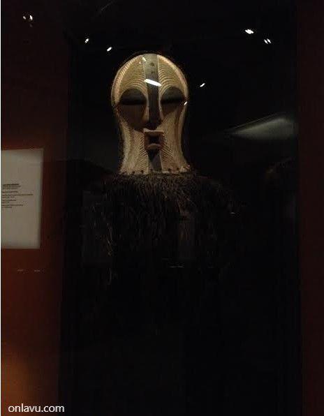 Le musée Dapper à Paris