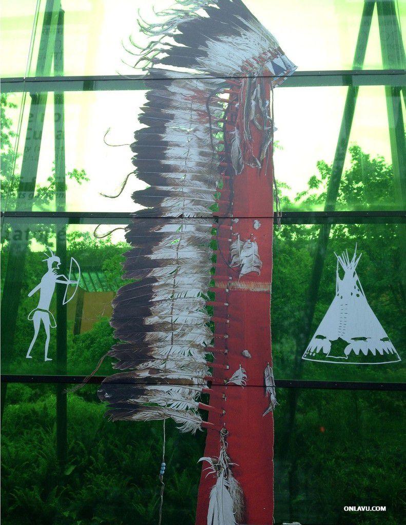 Indiens des plaines au musée du Quai Branly - ONLAVU.COM