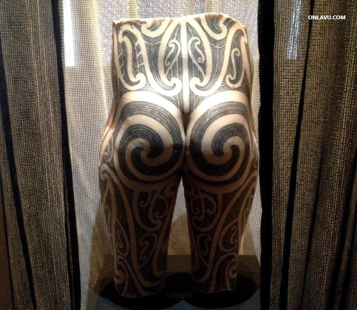 Tatoueurs Tatoués au musée du Quai Branly Paris