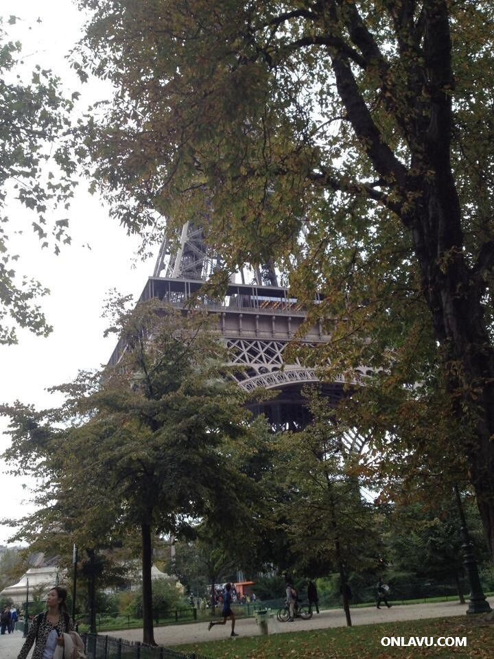 La Tour Eiffel - onlavu.com