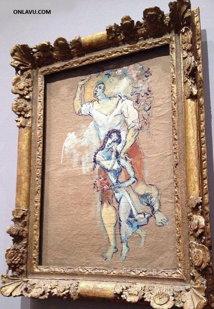 Picasso, Renoir, Marie Laurentin à l'Orangerie
