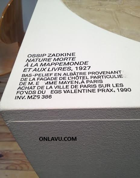 Le musée Zadkine à Paris