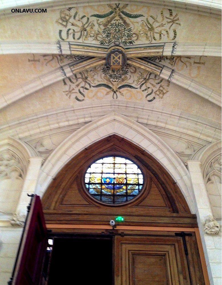 Le château de Vincennes